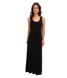 Calvin Klein Half Moon Maxi Dress