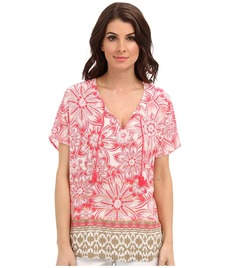 Tommy Bahama Bellefield Batik Top