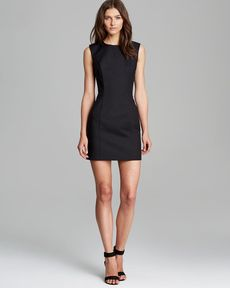 FRENCH CONNECTION Dress - Super Stretch Solid