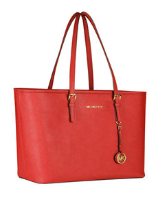 MICHAEL Michael Kors Jet Set Laptop Travel Tote