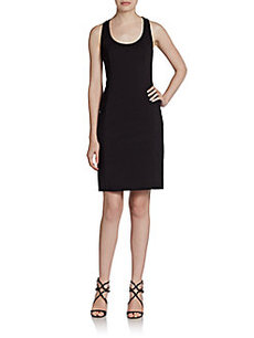 Akris Punto Circle-Back Dress