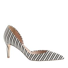 Valentina printed pumps