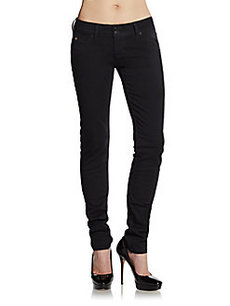 Hudson Collin Five-Pocket Skinny Jeans