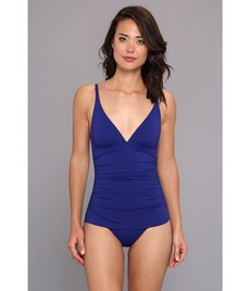 Tommy Bahama Pearl V-Neck One-Piece