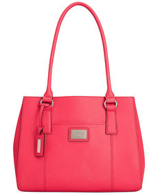Tignanello Clean & Classic Leather Tote