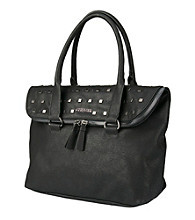 Kenneth Cole REACTION® From the Top Satchel with Studs