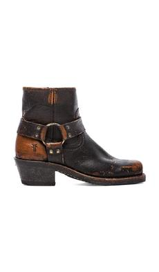 Frye Harness 6 Boot in Brown