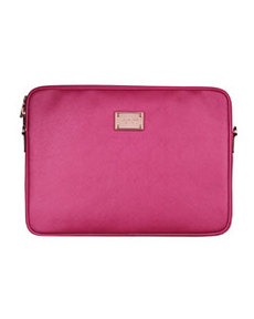 "MICHAEL Michael Kors Slim 13"" Laptop Saffiano Sleeve"