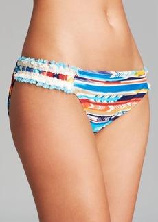 Lucky Brand Guatemala Beach Bikini Bottom