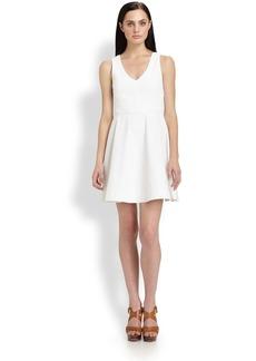 Joie Norton Fit-&-Flare Dress