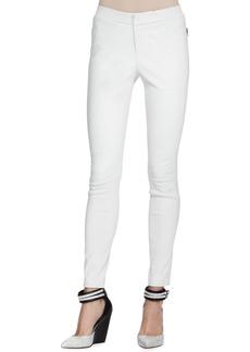 J Brand Ready to Wear Beryl Skinny Leather Pants