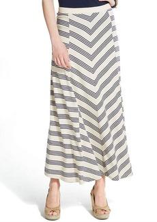 Tommy Hilfiger Striped Maxi Skirt