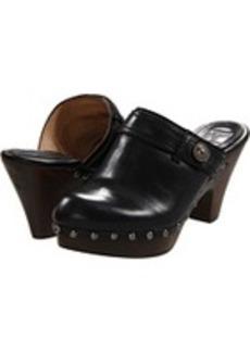 Frye Audra Button Heel