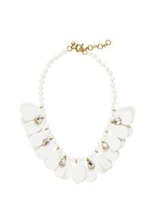 Dangling teardrops necklace