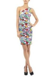 Romero Britto Dress