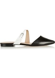 Sigerson Morrison Heidy leather point-toe flats