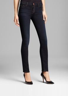 J Brand Jeans - 8112 Mid Rise Rail in Atlantis