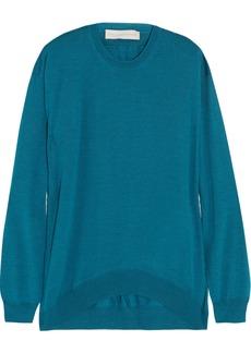 Stella McCartney Fine-knit wool-blend sweater