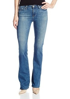 AG Adriano Goldschmied Women's Angel Bootcut Jean In 10 Years Boundless