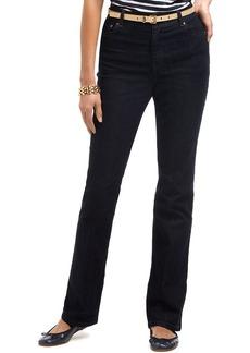 Charter Club Jeans, Comfort-Waist Straight-Leg, Rinse Wash