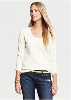 Shell Stitch Pullover
