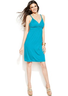 INC International Concepts Braided-Strap Dress