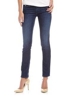 AG Adriano Goldschmied Avalon Stilt Cigarette-Leg Jeans