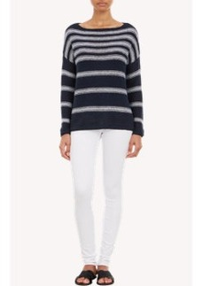 Vince. Striped Sweater