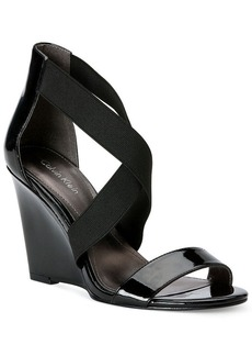 Calvin Klein Women's Miya Wedge Sandals