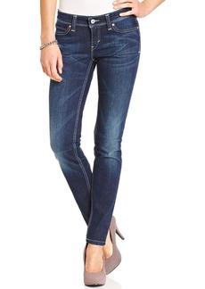 Levi's® Juniors' Demi Curve Dark-Wash Skinny Jeans