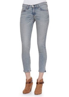 The Capri Skinny Denim Pants   The Capri Skinny Denim Pants