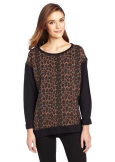 Sanctuary Clothing Women's Leopard City Tunic