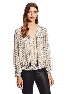 Sanctuary Clothing Women's Savannah Freestyle Blouse