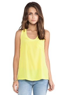 Joie Alicia Tank in Yellow