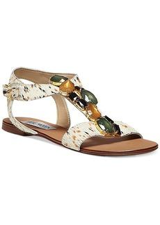 Steve Madden Women's Habtat-S Flat Sandals