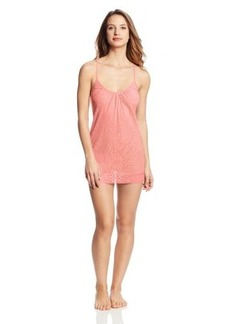 Betsey Johnson Women's Lace Chemise