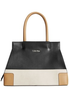 Calvin Klein Kennedy Satchel