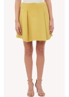 Jil Sander Pleated Mini Skirt