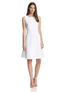 Calvin Klein Women's Textured Dress