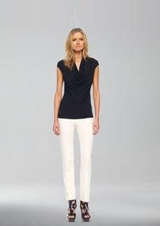 Michael Kors Samantha Skinny Pants, Ivory