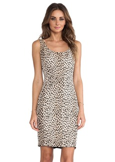 Diane von Furstenberg Arianna Dress in Taupe