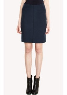Jil Sander Seam Detailed Pencil Skirt