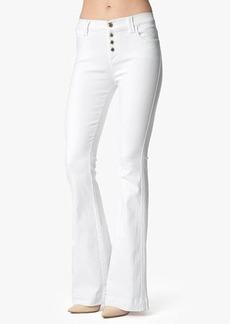 Biancha Wide Leg in White Fashion