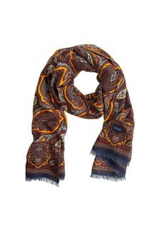 Drake's® for J.Crew paisley scarf