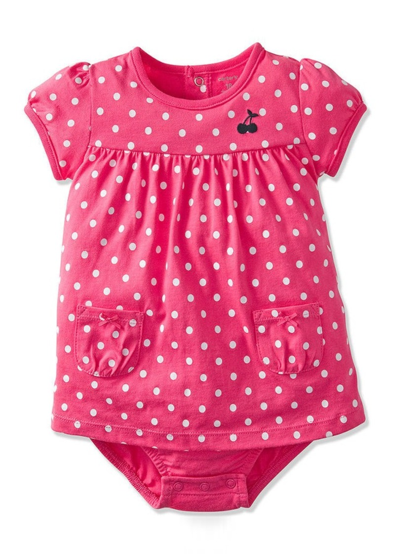 Carter s Carter s Baby Girls Sunsuit Dress