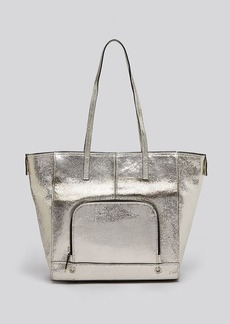 MILLY Tote - Rivington Metallic