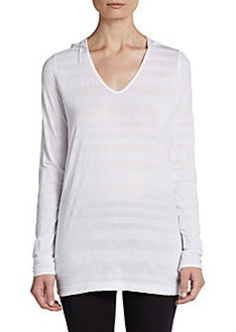Calvin Klein Performance Hooded Active Tunic