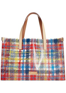Dooney & Bourke Chatham Clear Large Tote