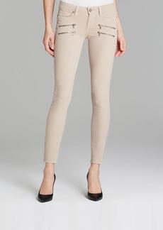 Paige Denim Jeans - Edgemont Ultra Skinny in Desert Khaki