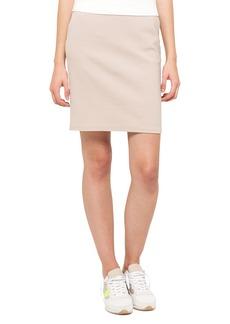 Akris punto skirt